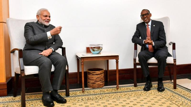 Cabinet approves Trade Cooperation Framework between India and Rwanda