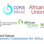 Africa -COP 25: 'Africa's future depends on solidarity' Leaders and development partners rally around climate change goals