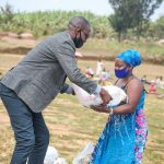 SOS Rwanda food support to reach 1053 families amidst COVID 19