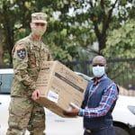 United States Donates 131 Million Rwf  Of Medical Supplies to Rwanda to Fight Covid-19