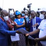 Burundi ni yetu sote, Rais Ndayishimiye huwaambia Waburundi kutoka kambi la wakimbizi la Mahama