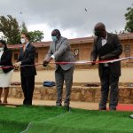U.S. military's Africa command funds construction, renovation of Kimihurura Primary School in Rwanda
